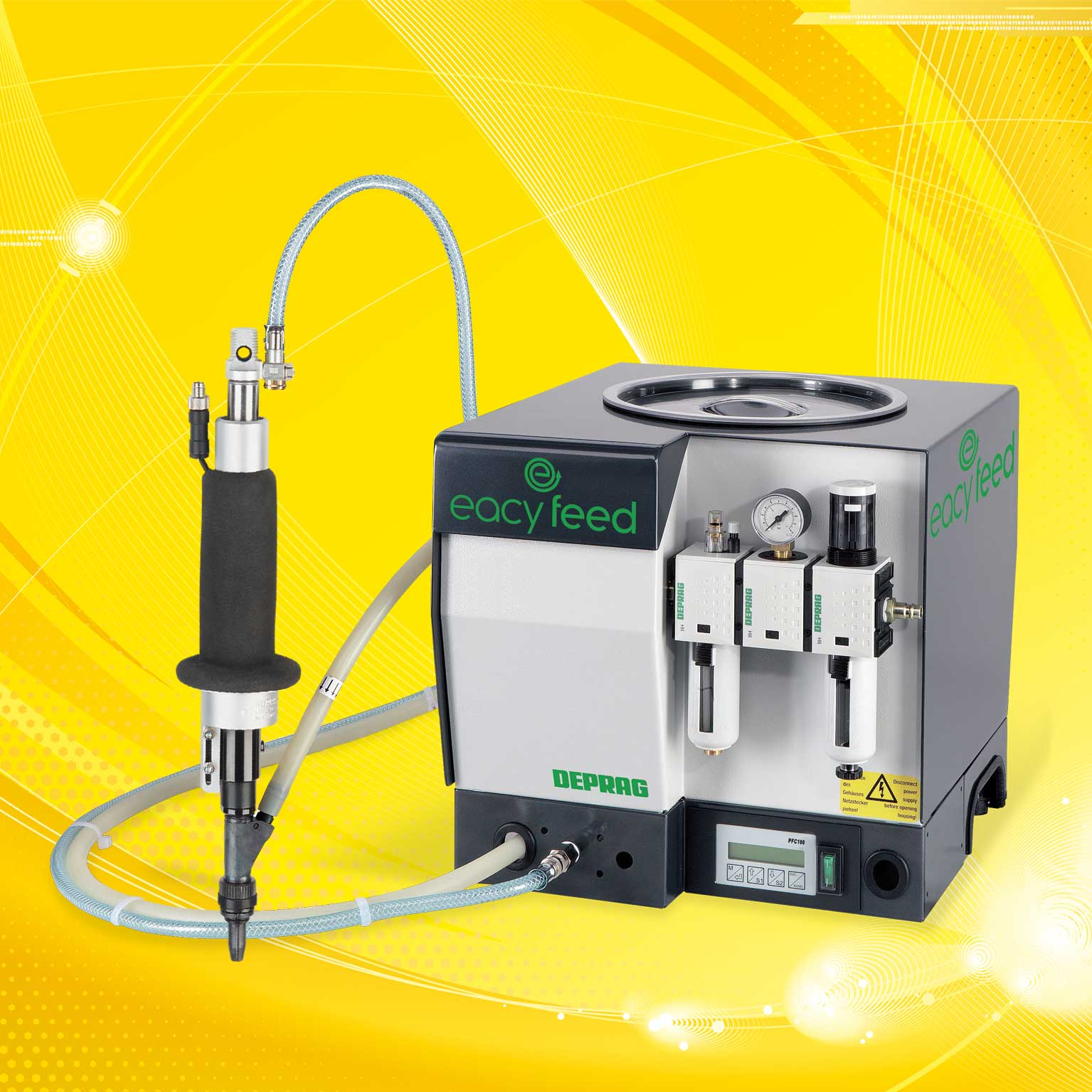 Press-Insertion Systems | Feeding Technologies | Automation
