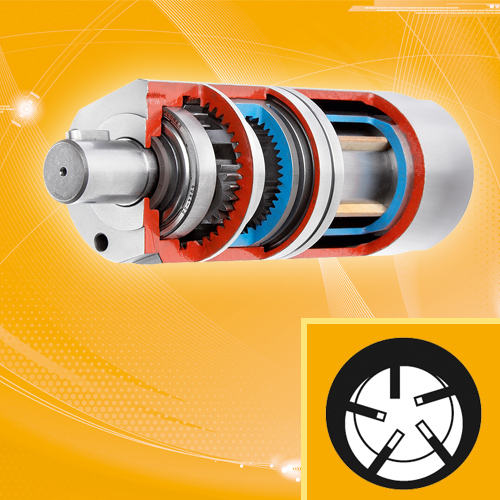 Druckluftmotor Luftmotor Lamellenmotor Turbine